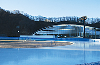 軽井沢アイスパークの写真