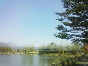 軽井沢のグリーンシーズン画像
